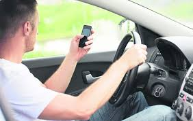 Texting While Driving - Sheer Madness!