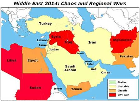Middle-East-2014-Chaos